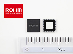 ROHM BD71837MWV - PMIC for NXP Semiconductors' i.MX 8M Application Processors