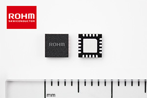 The Industry's Smallest Contactless Current Sensor