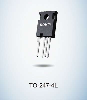 ROHM's New 4-Pin Package SiC MOSFETs- TO-247-4L