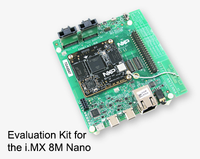 Evaluation Kit for the i.MX 8M Nano