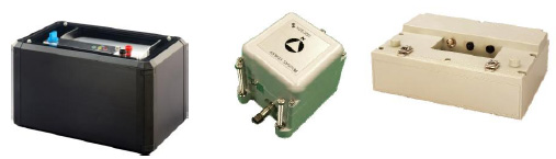 Large-capacity fuel cells for seismometers
