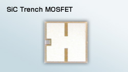 SiC Trench MOSFET