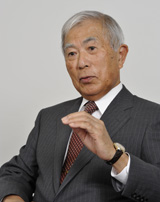 Dr. Eisuke Masada, Leiter Railway Technical Research Institute