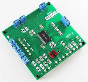 ROHM Reference Boards for High Voltage Fan Motor Drivers
